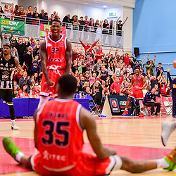 Bristol Flyers v Newcastle Eagles