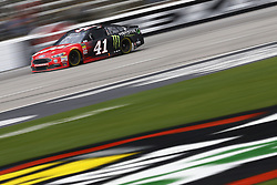 April 8, 2018 - Ft. Worth, Texas, United States of America - April 08, 2018 - Ft. Worth, Texas, USA: Kurt Busch (41) brings his race car down the front stretch during the O'Reilly Auto Parts 500 at Texas Motor Speedway in Ft. Worth, Texas. (Credit Image: © Chris Owens Asp Inc/ASP via ZUMA Wire)