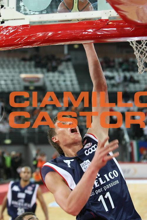 DESCRIZIONE : Roma Lega A1 2008-09 Lottomatica Virtus Roma Angelico Biella<br /> GIOCATORE : Jonas Jerabko<br /> SQUADRA : Angelico Biella<br /> EVENTO : Campionato Lega A1 2008-2009<br /> GARA : Lottomatica Virtus Roma Angelico Biella<br /> DATA : 08/02/2009<br /> CATEGORIA : Tiro<br /> SPORT : Pallacanestro<br /> AUTORE : Agenzia Ciamillo-Castoria/C.De Massis