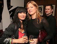 Olivia Takhar (left)