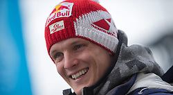 04.01.2015, Bergisel Schanze, Innsbruck, AUT, FIS Ski Sprung Weltcup, 63. Vierschanzentournee, Innsbruck, im Bild Thomas Morgenstern (AUT) // Austrians former Skijumper Thomas Morgenstern during the 63rd Four Hills Tournament of FIS Ski Jumping World Cup at the Bergisel Schanze in Innsbruck, Austria on 2015/01/04. EXPA Pictures © 2015, PhotoCredit: EXPA/ JFK