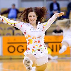 20090515: Basketball - Semifinals of UPC League, KK Union Olimpija vs KK Zlatorog Lasko