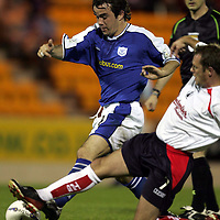 St Johnstone v Falkirk....CIS Cup...28.09.04<br />