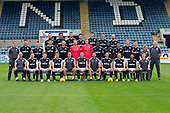 Dundee FC squad 01-08-2017