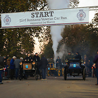 Bonhams London to Brigthon Veteran Car Run Supported by Hiscox,, 06/11/2016,