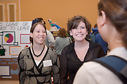College of Education Undergrad Research Exhibition  in Baker Ballroom on Friday, March 9th. Provost Krendl,Dr. McDavis, and Dean Dr. Rene Middleton were there. There were about 45 trifold research presentations; the students worked in pairs...Cassie Braun, Kate Sealy
