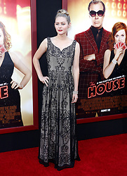 Ryan Simpkins at the Los Angeles premiere of 'The House' held at the TCL Chinese Theatre in Hollywood, USA on June 26, 2017.