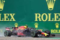 Max Verstappen Aston Martin RedBull Racing<br /> Monza 31-08-2018 GP Italia <br /> Formula 1 Championship 2018 <br /> Foto Federico Basile / Insidefoto