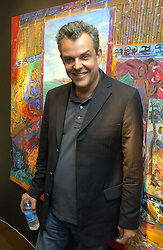 Actor & Director DANNY HUSTON brother of Angelica Huston at a private view of artist Damian Elwes work 'Artists Studios' held at Scream, 34 Bruton Street, London W1 on 29th June 2006.<br /><br />NON EXCLUSIVE - WORLD RIGHTS
