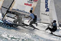 2011 18 FOOT SKIFF - JJ GILTINAN LAST RACE