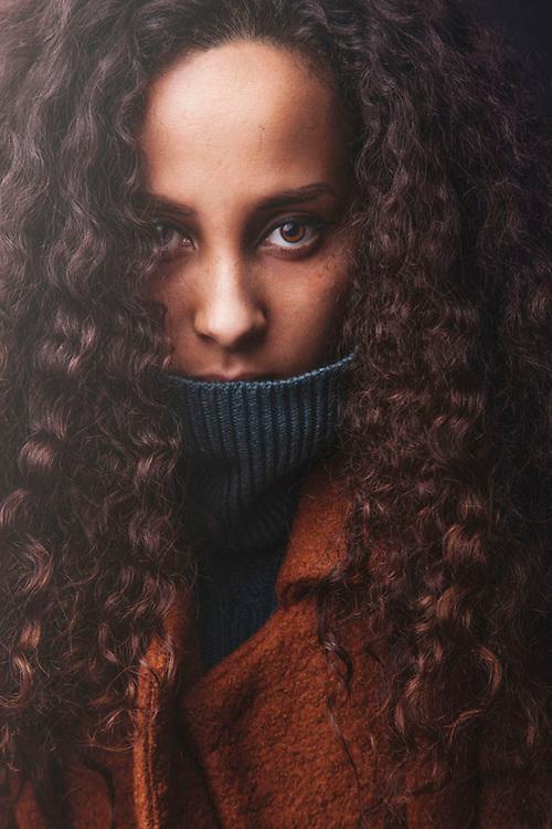 Lookbook commercial photography for Edited by Fotograf München - Kpaou Kondodji - Model: Karin S.
