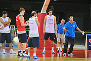 DESCRIZIONE : Firenze Raduno Collegiale Nazionale Italiana Maschile Allenamento<br /> GIOCATORE : Simone Pianigiani Coach<br /> SQUADRA : Nazionale Italia Uomini <br /> EVENTO : Raduno Collegiale Nazionale Italiana Maschile <br /> GARA : Allenamento<br /> DATA : 15/07/2010 <br /> CATEGORIA : Allenamento Ritratto<br /> SPORT : Pallacanestro <br /> AUTORE : Agenzia Ciamillo-Castoria/M.Gregolin<br /> Galleria : Fip Nazionali 2010 <br /> Fotonotizia : Firenze Raduno Collegiale Nazionale Italiana Maschile Allenamento<br /> Predefinita :