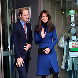 The Duke and Duchess of Cambridge visit Dundee, 23/10/2015