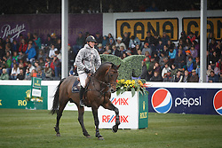 Wathelet Gregory, (BEL), Conrad de Hus <br /> CP International Grand Prix presented by Rolex<br /> Spruce Meadows Masters - Calgary 2015<br /> © Hippo Foto - Dirk Caremans<br /> 13/09/15