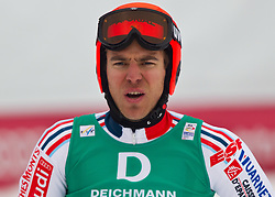 18.02.2011, Kandahar, Garmisch Partenkirchen, GER, FIS Alpin Ski WM 2011, GAP, Herren, Riesenslalom, im Bild Cyprien Richard (FRA) // Cyprien Richard (FRA) during men's Giant Slalom Fis Alpine Ski World Championships in Garmisch Partenkirchen, Germany on 18/2/2011. EXPA Pictures © 2011, PhotoCredit: EXPA/ J. Groder