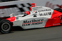 Helio Castroneves, Sun Trust Indy Challenge, Richmond International Speedway, Richmond, VA USA, 6/24/2006