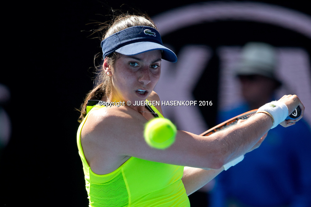 Christina Mchale, Australian Open 2016<br /> <br /> Tennis - Australian Open 2016 - Grand Slam ITF / ATP / WTA -  Melbourne Park - Melbourne - Victoria - Australia  - 18 January 2016.