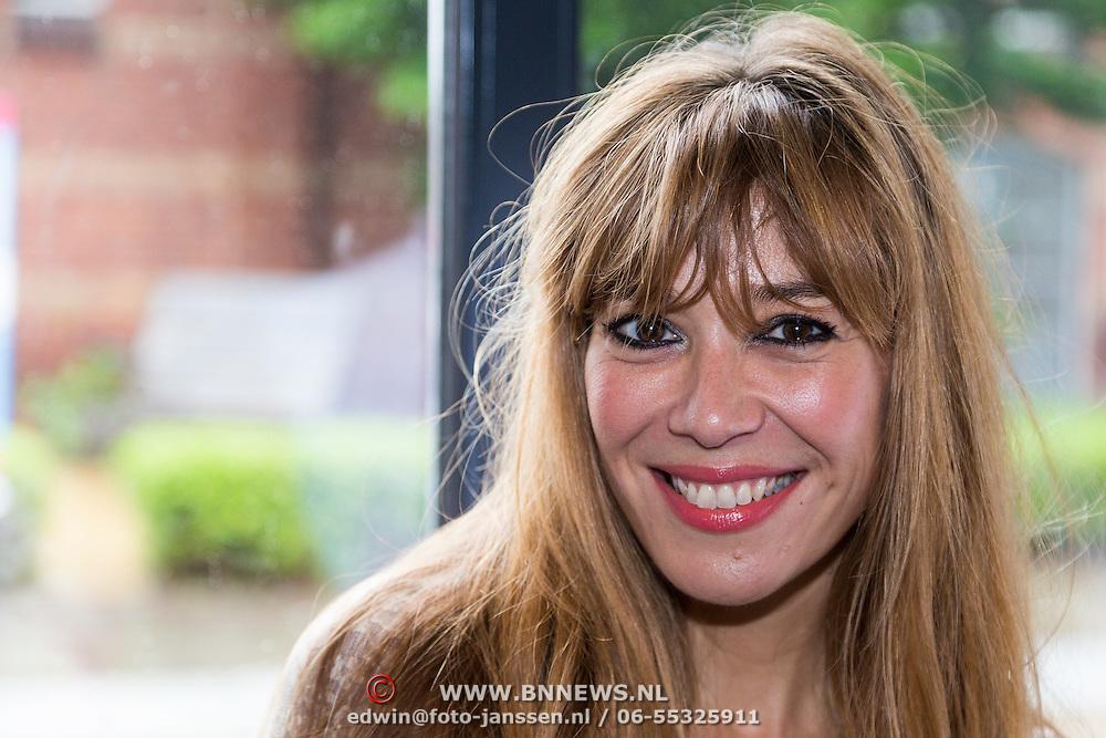 NLD/Amsterdam/20130621 - Boekpresentatie Happy Go Beauty van Tom Sebastian, Beertje van Beers