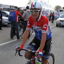 05-04-2015: Wielrennen: Ronde van Vlaanderen mannen: Belgie<br /> OUDENAARDE (BEL) cycling<br /> De ronde van Vlaanderen kende zijn 99e editie dit jaar en is de afsluiting van de Vlaamse Wielerweek. Sebastian Langeveld