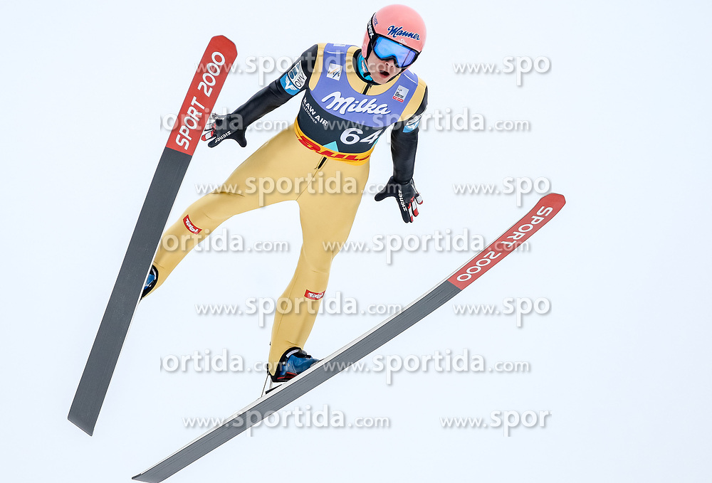 13.03.2017, Lysgards Schanze, Lillehammer, NOR, FIS Weltcup Ski Sprung, Raw Air, Lillehammer, im Bild Manuel Fettner (AUT) // Manuel Fettner of Austria // during the 2nd Stage of the Raw Air Series of FIS Ski Jumping World Cup at the Lysgards Schanze in Lillehammer, Norway on 2017/03/13. EXPA Pictures © 2017, PhotoCredit: EXPA/ Tadeusz Mieczynski