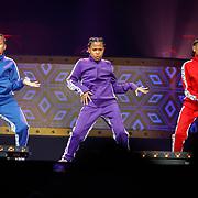 NLD/Amsterdam/20181117 - Let's Dance 2018, Norah, Yarah en Rosa Mukanga