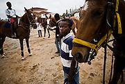 Accra polo club, Accra, Ghana. Saturday November 3, 2007..