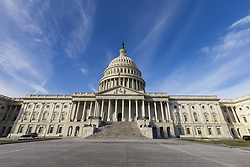 January 3, 2018 - Washington, District Of Columbia, USA - The United States Capitol Building on December 3rd, 2018 in Washington, D.C. (Credit Image: © Alex Edelman via ZUMA Wire)