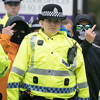 Scottish Defence League Rally