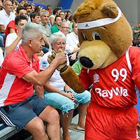 Ritiro F.C.Bayern Basket 2015
