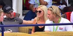EXCLUSIVE: Joe Root's wife Carrie Cotterell and other english WAGS pictured during england's defeat to the westindies in Barbados. 26 Jan 2019 Pictured: England cricket WAGS. Photo credit: 246paps/MEGA TheMegaAgency.com +1 888 505 6342