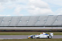 #3 Ben HINGELEY (GBR)  HHC Motorsport  Tatuus-Cosworth  BRDC British F3 Championship at Rockingham, Corby, Northamptonshire, United Kingdom. April 30 2016. World Copyright Peter Taylor/PSP.