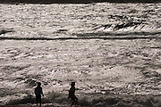 The beach at Sansibar.
