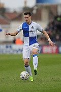 Bristol Rovers Billy Bodin (23) on the ball second half during the EFL Sky Bet League 1 match between Bristol Rovers and Southend United at the Memorial Stadium, Bristol, England on 11 March 2017. Photo by Gary Learmonth.