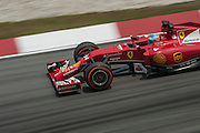 March 28, 2014 - Sepang, Malaysia. Malaysian Formula One Grand Prix. Fernando Alonso (SPA), Ferrari<br /> <br /> © Jamey Price / James Moy Photography