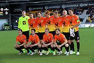 Scandinavian countries - team pics