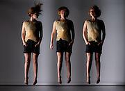Dancer Francesca Sampson.