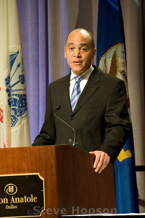 Chief Justice Wallace Jefferson addressing the State Bar of Texas, Annual Meeting 2009, Dallas Texas, June 26, 2009.