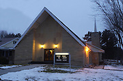 St. John Church, Clear Lake, Wis.<br />