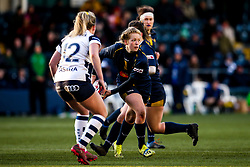 Sarah Nicholas of Worcester Warriors Women - Mandatory by-line: Robbie Stephenson/JMP - 01/12/2019 - RUGBY - Sixways Stadium - Worcester, England - Worcester Warriors Women v Bristol Bears Women - Tyrrells Premier 15s