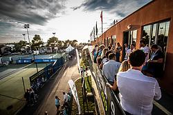 Day 9 of ATP Challenger Zavarovalnica Sava Slovenia Open 2019, on August 17, 2019 in Sports centre, Portoroz/Portorose, Slovenia. Photo by Vid Ponikvar / Sportida