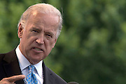 U.S. Vice President Joe Biden speaks at an event in Washington, D.C.  Photo by Johnny Bivera