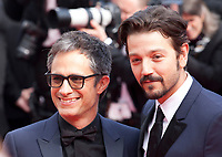 Gael García Bernal and Diego Luna at the Once Upon A Time... In Holywood gala screening at the 72nd Cannes Film Festival Tuesday 21st May 2019, Cannes, France. Photo credit: Doreen Kennedy