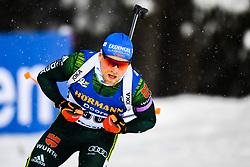 March 9, 2019 - –Stersund, Sweden - 190309 Erik Lesser of Germany competes in the Men's 10 KM sprint during the IBU World Championships Biathlon on March 9, 2019 in Östersund..Photo: Petter Arvidson / BILDBYRÃ…N / kod PA / 92252 (Credit Image: © Petter Arvidson/Bildbyran via ZUMA Press)