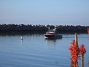 Orange County Sheriff Harbor Patrol Division in the Dana Point Harbor