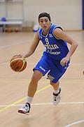 DESCRIZIONE : Roma Basket Amichevole nazionale donne 2011-2012<br /> GIOCATORE : Zanoni Ilaria<br /> SQUADRA : Italia<br /> EVENTO : Italia Lazio basket<br /> GARA : Italia Lazio basket<br /> DATA : 29/11/2011<br /> CATEGORIA : palleggio<br /> SPORT : Pallacanestro <br /> AUTORE : Agenzia Ciamillo-Castoria/GiulioCiamillo<br /> Galleria : Fip Nazionali 2011<br /> Fotonotizia : Roma Basket Amichevole nazionale donne 2011-2012<br /> Predefinita :
