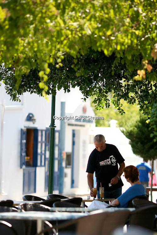 George at Livadia, Tilos, Dodecanese, Greece