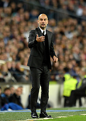 Manchester City manager Josep Guardiola - Mandatory by-line: Dougie Allward/JMP - 19/10/2016 - FOOTBALL - Camp Nou - Barcelona, Catalonia - FC Barcelona v Manchester City - UEFA Champions League