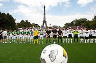 Team Germany holt sich im kleinen Finale der INSP Trophy den dritten Platz und bringt Edelmetall mit nach Hause