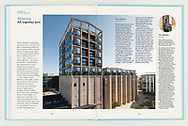 "The MOCAA and Silo Hotel building as featured in the book ""The Monocle Guide to Building Better Cities."""