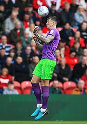 Aden Flint of Bristol City - Mandatory by-line: Matt McNulty/JMP - 14/04/2018 - FOOTBALL - Riverside Stadium - Middlesbrough, England - Middlesbrough v Bristol City - Sky Bet Championship